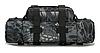 Сумка тактическая наплечная поясная ForTactic Черный питон, фото 4