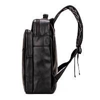 Городской мужской рюкзак POLO Черный, фото 3