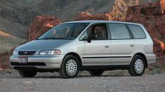 Honda Shuttle (Odyssey)
