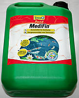 Лекарство Tetra Pond MediFin, против инфекций, 3 000 мл