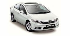 Honda Civic 5D (2012-)