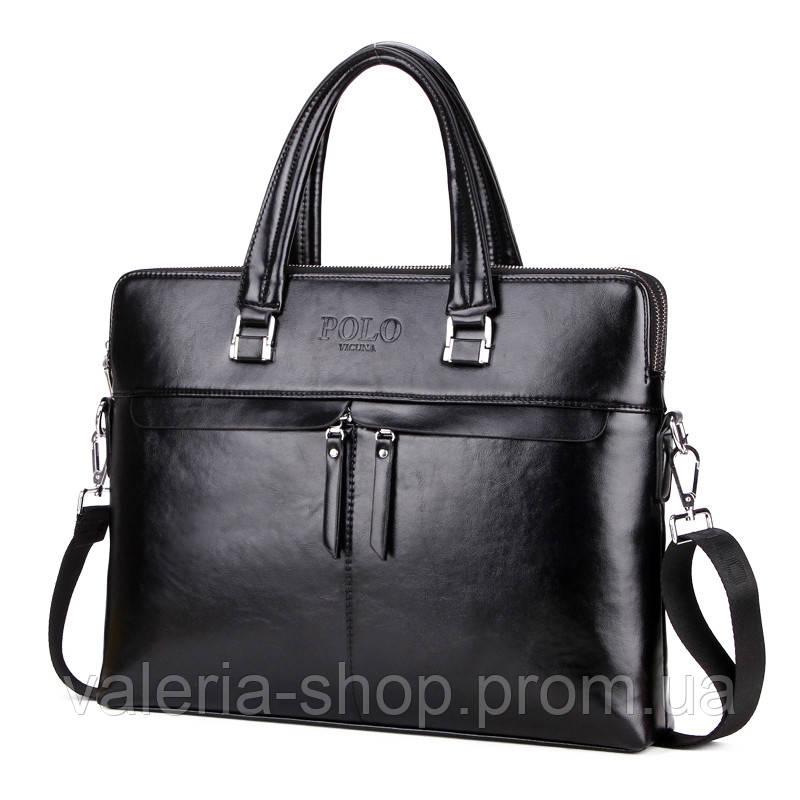 e8e7e3e26eac Повседневная деловая мужская сумка Черный, Коричневый, цена 890 грн ...