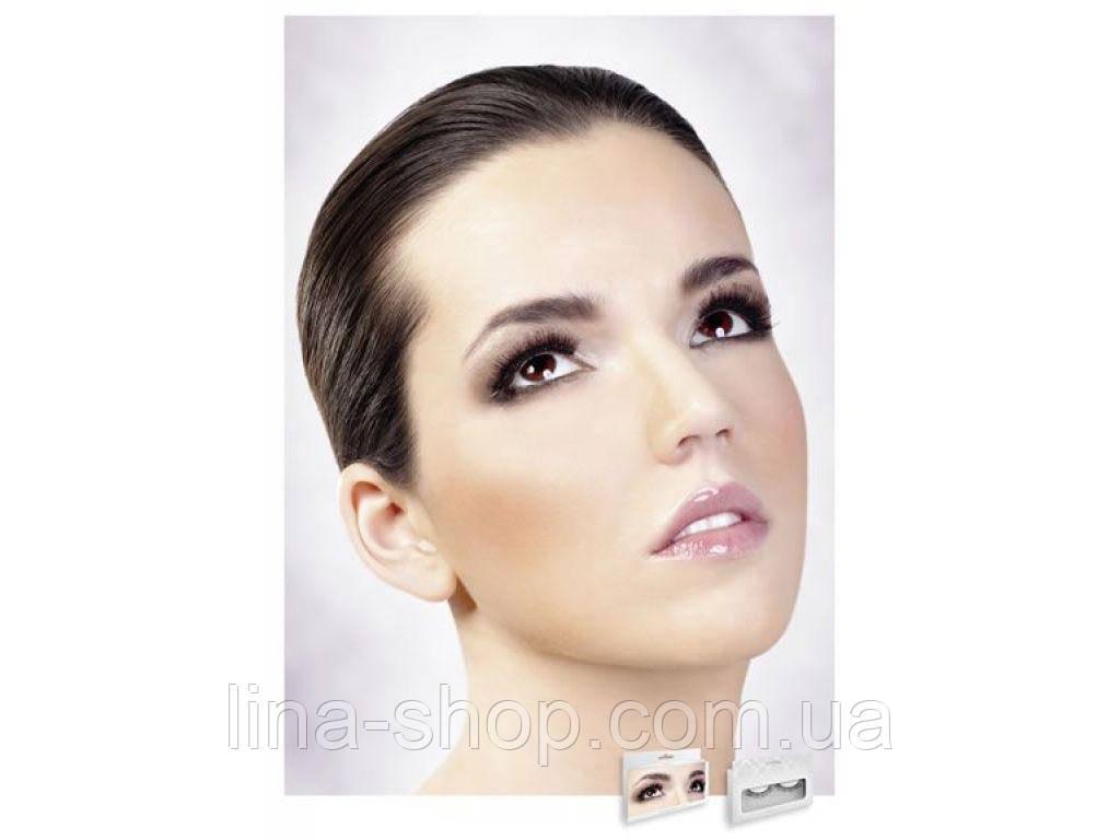 Baci Eyelashes - Реснички Black Premium Eyelashes (B689)