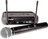 Rental of sound equipment:радио микрофон shure PGX24