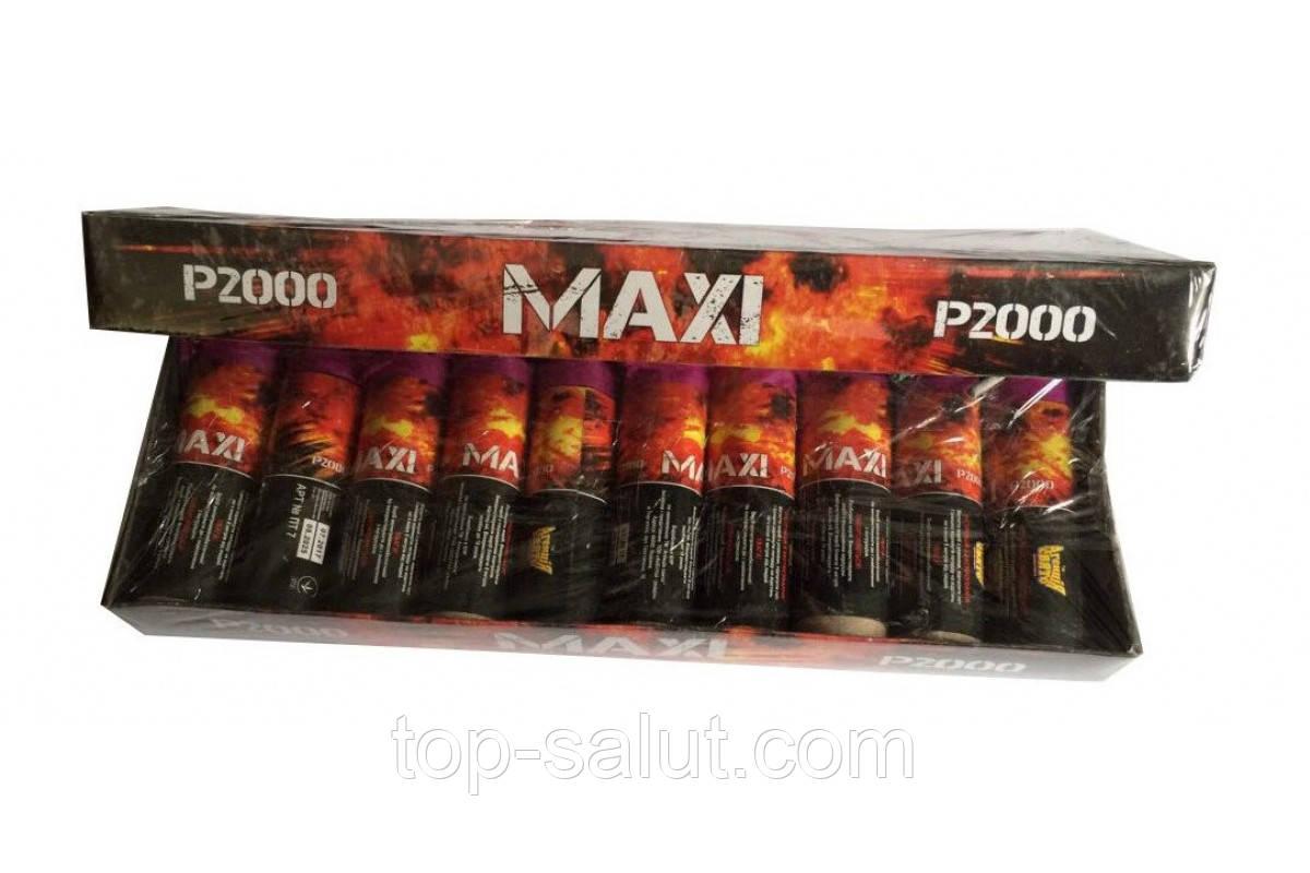Петарды Mega Piratka Р2000 MAXI в упаковке 10 штук