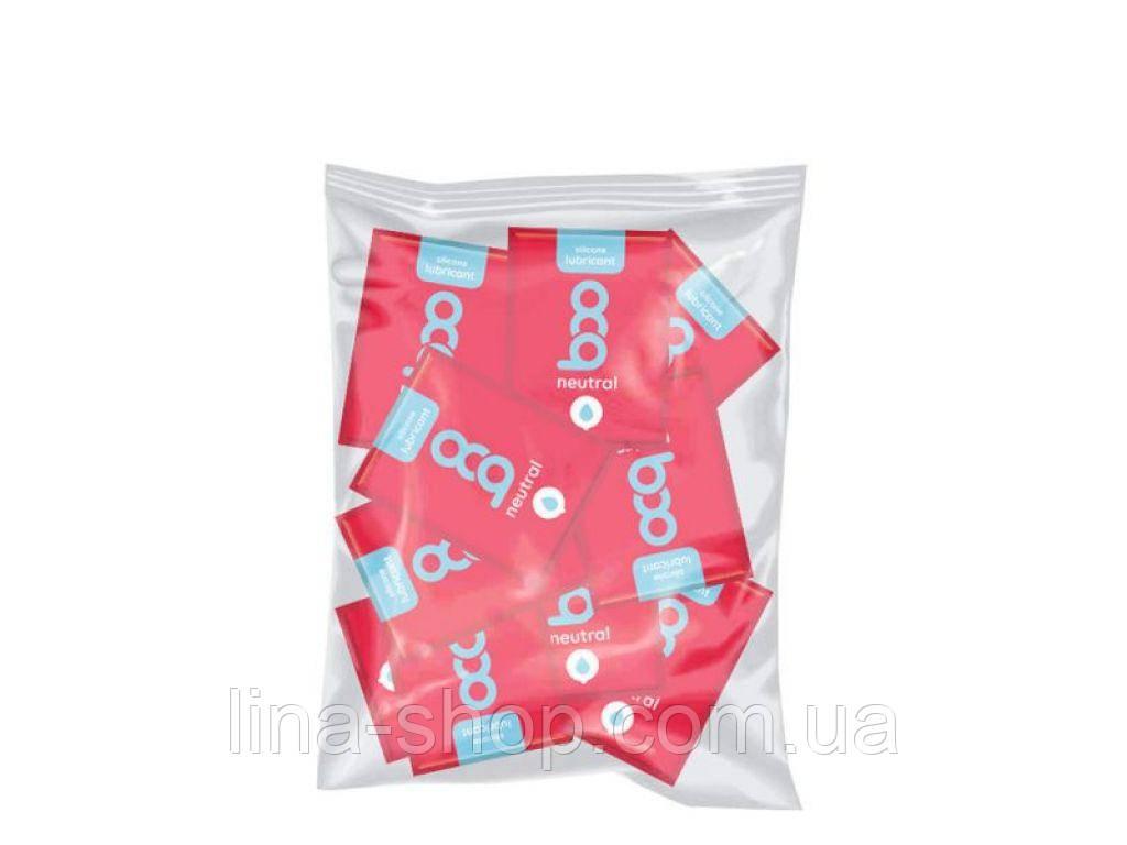 BOO - Набор пробников BOO SILICONE LUBRICANT FOILS 50X 2.5ML (T252000)
