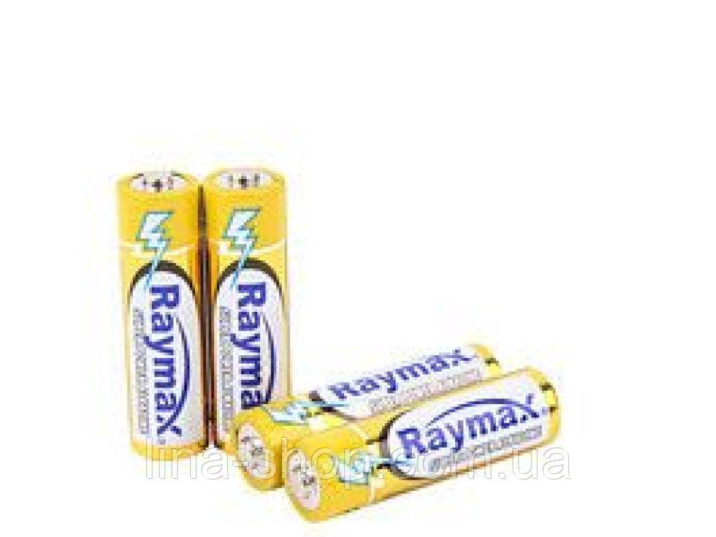 Raymax - Батарейки Raymax Super Power Alkaline AA, 2 шт (RAA)