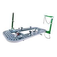 Платформенный стапель для рихтовки автомобилей WT-400