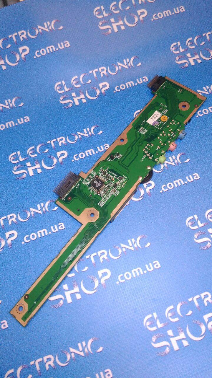 Плата аудио разъемов   Fujitsu-Simens Amilo 1526   оригинал б.у