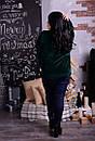 Женские джинсы больших размеров к-10blr1061, фото 6