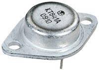 Транзистор КТ818ГМ  КТ819ВМ  КТ819ГМ  КТ825Г  КТ827А  КТ827Г  КТ841А  КТ841Е  КТ846В  КТ847А  КТ878А  КТ945Б
