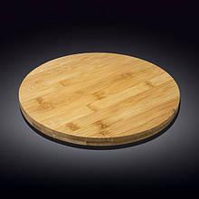 Блюдо сервировочное 35,5х4см Wilmax Bamboo 771081