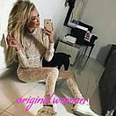 Женский велюровый спортивный костюм в расцветках w-2spt333, фото 8