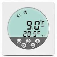 Терморегулятор программируемый для теплого пола с датчиком температуры Floureon C15.H3 (16A)
