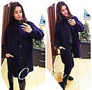 Стильное женское пальто у-8pal119, фото 2