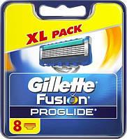 Сменные картриджи для бритья Gillette Fusion ProGlide, 8 шт.