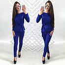 Стильный женский костюм у-t27kos507, фото 5