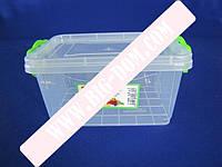 Лоток пластиковый пищевой контейнер Судок отдельный 2670 №1 1,5л