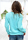 Стильный женский свитер в расцветке е-t61dis507, фото 2