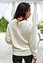 Стильный женский свитер в расцветке е-t61dis507, фото 9