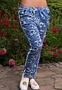 Модные женские штаны у-t61bil254, фото 4