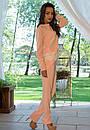 Стильный женский брючный костюм у-t61kos569, фото 4