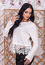 Модная женская кофта у-t61dis550, фото 3
