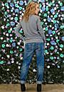 Женская кофта с красивым принтом в расцветках z-t61dis605, фото 6