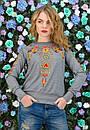 Женская кофта с красивым принтом в расцветках z-t61dis605, фото 9