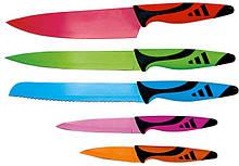 Набор ножей Rainbow MR-1430