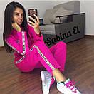 Женский спортивный костюм из акрила в расцветках w-t7spt22, фото 2