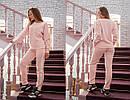 Женский костюм из неопрена с ангорой (кофта и штаны) в расцветках 31spt76, фото 4