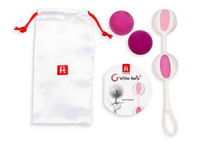 """Вагинальные шарики от Fun Toys """"Geisha Balls 2"""", 3 см  , фото 3"""