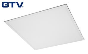 Светодиодная LED панель GTV, 36W, 6400К, IP44, толщина - 8мм, INNOVO. ПОЛЬША!!! Premium. Гарантия - 3 года