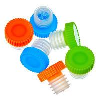 Пробки пластмассовые в наборе из 6-ти штук