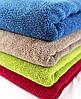 Махровое полотенце цветное 50х90 плотность 420гр./м2 Пакистан, фото 4