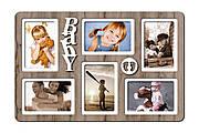 "Фоторамка коллаж ""Baby"" 51х33 см (H6-033C)"