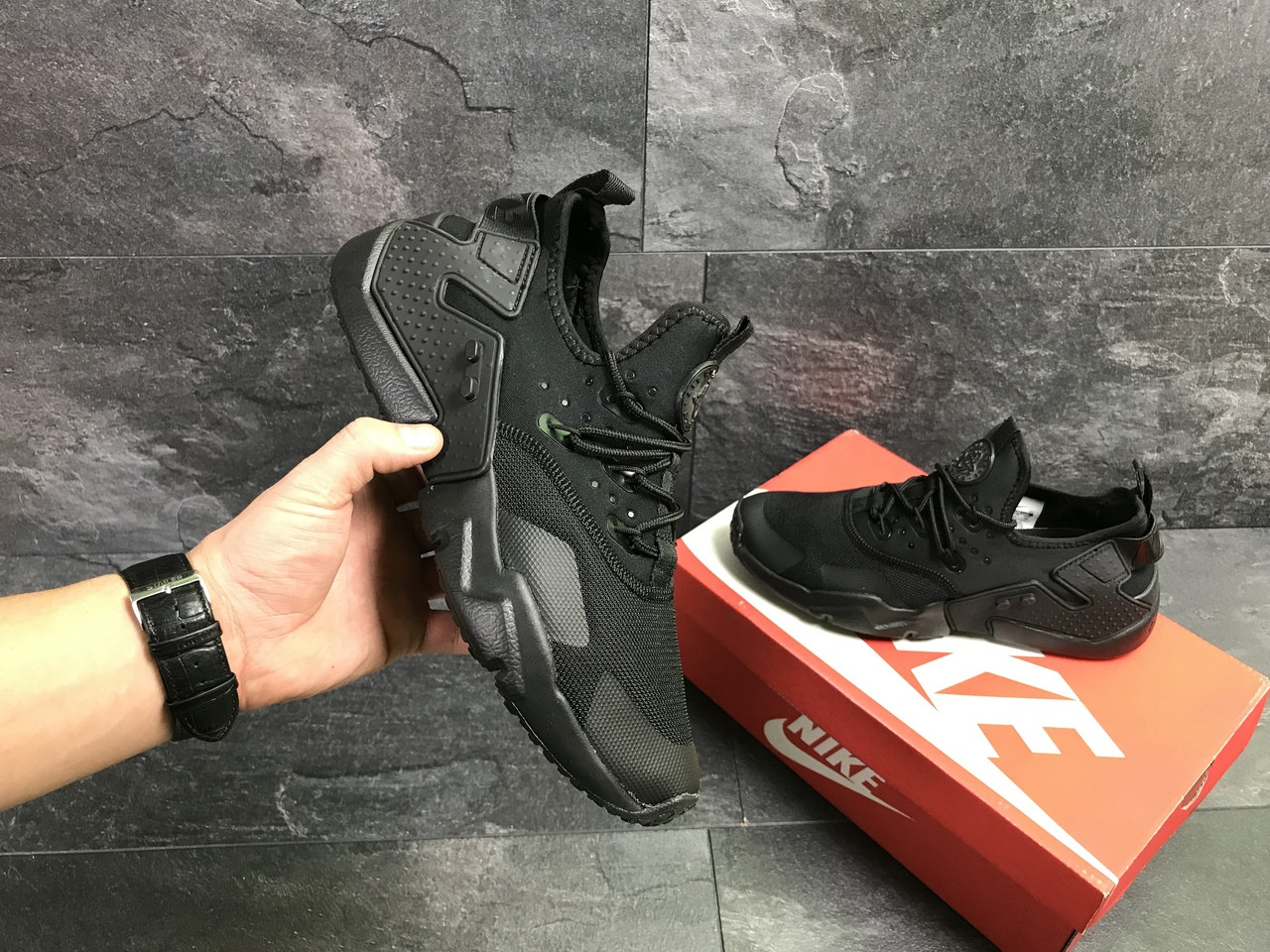 2312e1d3d Мужские кроссовки в стиле Nike Air Huarache - Интернет-магазин crossGо в  Ивано-Франковске