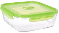 Емкость для еды 1220мл Pure Box Active Green 0940n