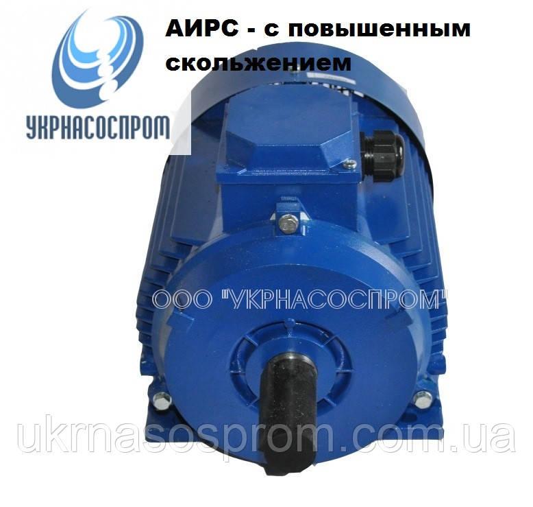 Электродвигатель АИРС132S4 6,3 кВт 1000 об/мин