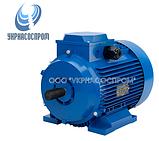Электродвигатель АИРС100S4 3,2 кВт 1500 об/мин, фото 3