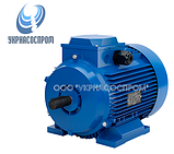 Электродвигатель АИРС71A6 0,4 кВт 1000 об/мин, фото 3