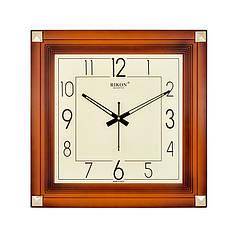 Годинники настінні Rikon 14351 Wood