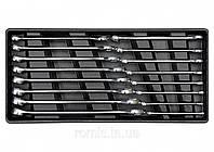 Вклад до інструментальної шафи YATO, Набір комбінованих ключів 6-21 мм, 16 шт.