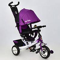 Трехколесный велосипед Best Trike 6588-0910 фиолетовый (колеса пена)