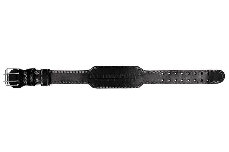 Пояс атлетический 60/100 мм, пряжка, однослойный
