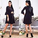 Платье с расклешенной юбкой и рукавом 3/4 56plt1060, фото 5