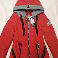 Демисезонная куртка-жилетка для девочек и подростков 1d1ea57176f4e