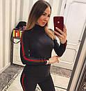 Женский спортивный костюм из тонкого замша 33spt226, фото 2