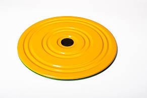 Диск Грация желто-зеленый